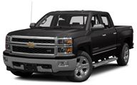 2015 Chevrolet Silverado 1500 Round Rock, TX 3GCUKREC8FG149702