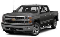 2015 Chevrolet Silverado 1500 Junction City, OR 3GCUKRECXFG430139