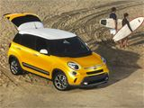 2017 FIAT 500L New Whiteland, IN ZFBCFADH9HZ040069