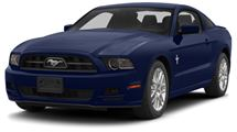 2014 Ford Mustang Round Rock, TX 1ZVBP8AM3E5327178
