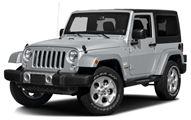 2016 Jeep Wrangler Amarillo, TX 1C4AJWAG2GL242166