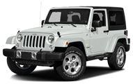 2016 Jeep Wrangler Amarillo, TX 1C4BJWCG6GL232130
