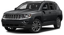 2016 Jeep Compass Houston, TX 1C4NJCEA2GD656418