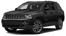 2016 Jeep Compass Lawrenceburg, IN 1C4NJDEB8GD683931