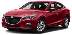 2016 Mazda Mazda3 Knoxville, TN 3MZBM1X76GM280727