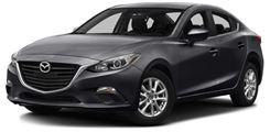 2016 Mazda Mazda3 Knoxville, TN 3MZBM1U7XGM245306