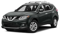 2016 Nissan Rogue Greenwood, MS KNMAT2MT8GP710499