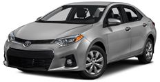 2016 Toyota Corolla Springfield, OH 2T1BURHE5GC606881