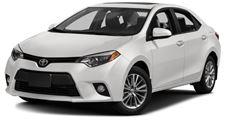 2016 Toyota Corolla Clarksville, IN 2T1BURHE5GC600949