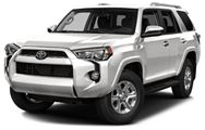 2016 Toyota 4Runner Richmond, VA JTEBU5JR2G5302955