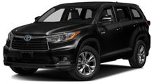 2016 Toyota Highlander Hybrid Bay City, MI 5TDDCRFH7GS014639