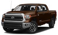 2016 Toyota Tundra Clarksville, IN 5TFDW5F12GX527780