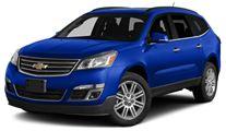 2015 Chevrolet Traverse Midland, MI 1GNKRGKD4FJ166927