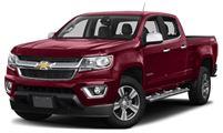 2016 Chevrolet Colorado Round Rock, TX 1GCGSCE33G1287321
