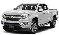 2017 Chevrolet Colorado Sylvania 1GCGTCEN7H1242611