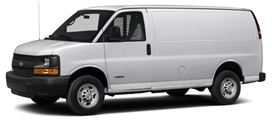 2015 Chevrolet Express 2500 Springfield, OH 1GCWGFCF3F1126347