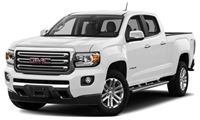 2017 GMC Canyon Morrow 1GTG5DEN6H1320280