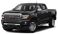 2017 GMC Canyon Morrow 1GTG5DEN4H1318480
