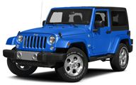 2015 Jeep Wrangler Springfield, OH 1C4AJWAG0FL701936