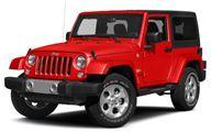 2015 Jeep Wrangler Springfield, OH 1C4AJWAG3FL673419