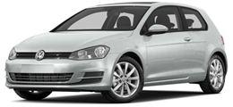 2015 Volkswagen Golf Huntersville, NC 3VW817AU3FM018814