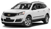 2017 Chevrolet Traverse Round Rock, TX 1GNKRFED9HJ115822