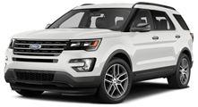 2016 Ford Explorer Asheville, NC 1FM5K8B82GGA32222