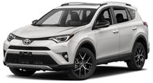 2016 Toyota RAV4 Springfield, OH 2T3JFREV7GW448186