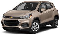 2017 Chevrolet Trax Sylvania 3GNCJNSB6HL184825