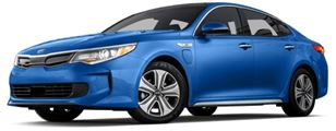 2017 Kia Optima Plug-In Hybrid
