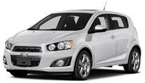 2016 Chevrolet Sonic Sylvania 1G1JA6SH8G4171680