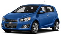 2016 Chevrolet Sonic Round Rock, TX 1G1JC6SB4G4184786