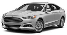 2016 Ford Fusion Hybrid Mitchell, SD 3FA6P0RU0GR304361