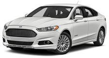 2016 Ford Fusion Hybrid Mitchell, SD 3FA6P0RU7GR356036