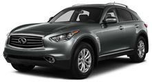 2016 Infiniti QX70 Salt Lake City, UT JN8CS1MW1GM751837