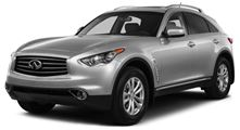 2016 Infiniti QX70 Salt Lake City, UT JN8CS1MW8GM751186