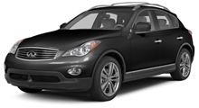 2013 Infiniti EX37 Beaverton,OR JN1BJ0HR1DM482097