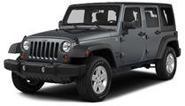 2015 Jeep Wrangler Unlimited Cincinnati, OH 1C4BJWDG3FL610174