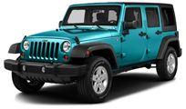 2016 Jeep Wrangler Unlimited Cincinnati, OH 1C4BJWEG0GL136166
