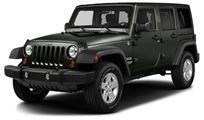 2016 Jeep Wrangler Unlimited Cincinnati, OH 1C4BJWEG0GL160242