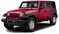 2017 Jeep Wrangler Unlimited Columbus, IN 1C4BJWDG1HL722085