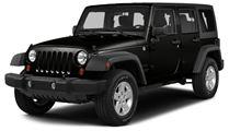 2015 Jeep Wrangler Unlimited Springfield, OH 1C4BJWDG1FL765807