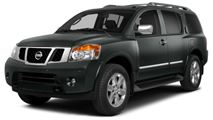2015 Nissan Armada Greenwood, MS 5N1BA0NF8FN618533