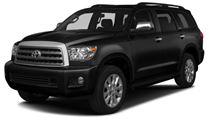 2015 Toyota Sequoia Kalamazoo, MI 5TDDW5G1XFS124844