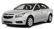 2014 Chevrolet Cruze Cincinnati, OH 1G1PC5SB8E7276077