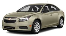 2014 Chevrolet Cruze Round Rock, TX 1G1PC5SB8E7272658