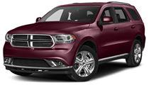 2016 Dodge Durango Sheboygan, WI 1C4RDJEG5GC301119