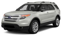 2014 Ford Explorer Los Angeles, CA 1FM5K7D83EGA75276