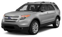 2014 Ford Explorer Los Angeles, CA 1FM5K7B89EGC01160