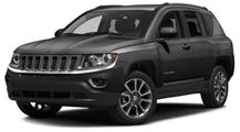 2016 Jeep Compass Houston, TX 1C4NJCEA2GD656418